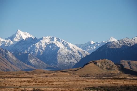 Upper Rangitata Basin