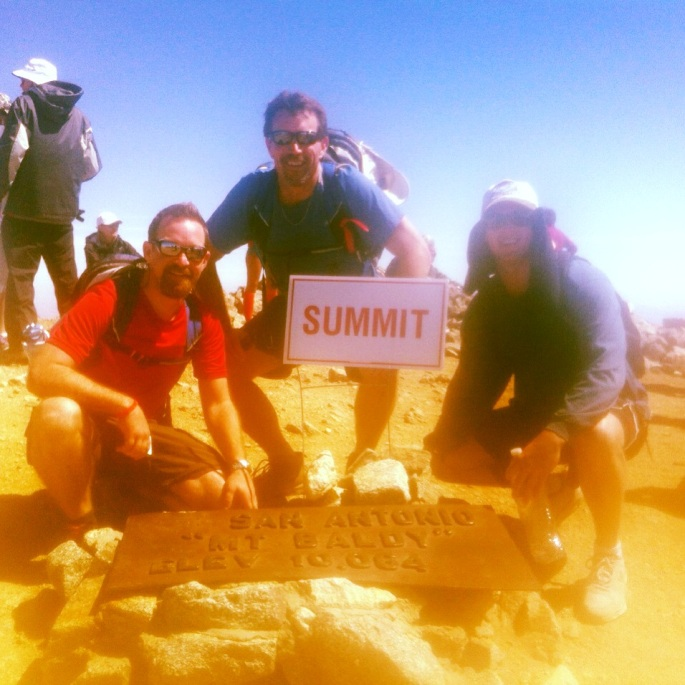 Summit Shot
