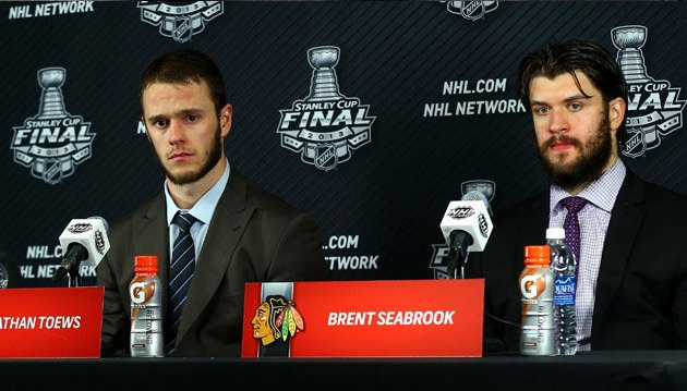 Toews and Seabrook