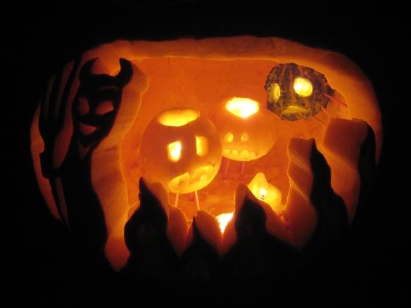 jack o lantern hell by plutor