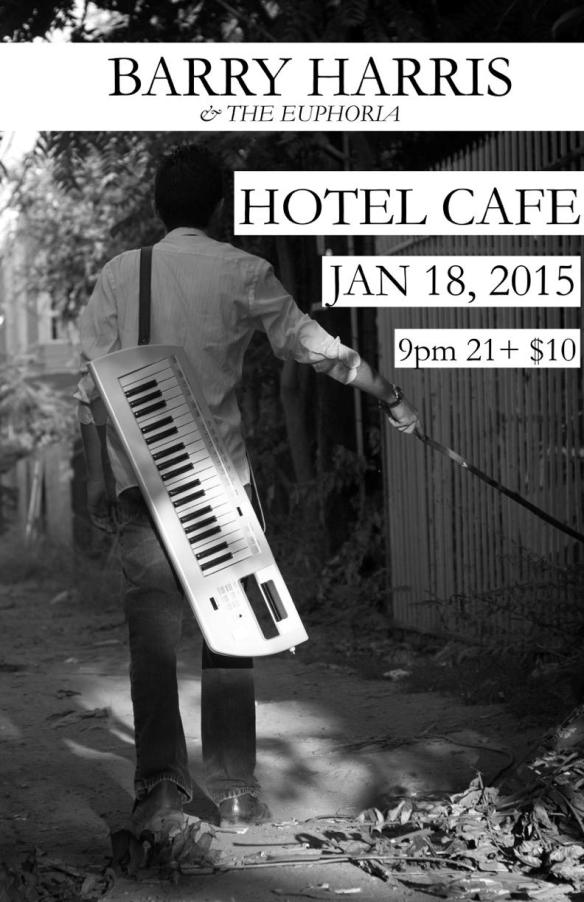 barry harris hotel cafe